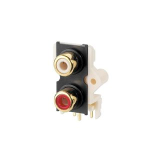 Conector RCA T-720G STAGE LINE