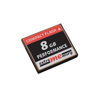 Compact - Flash 8GB PERFORMANCE