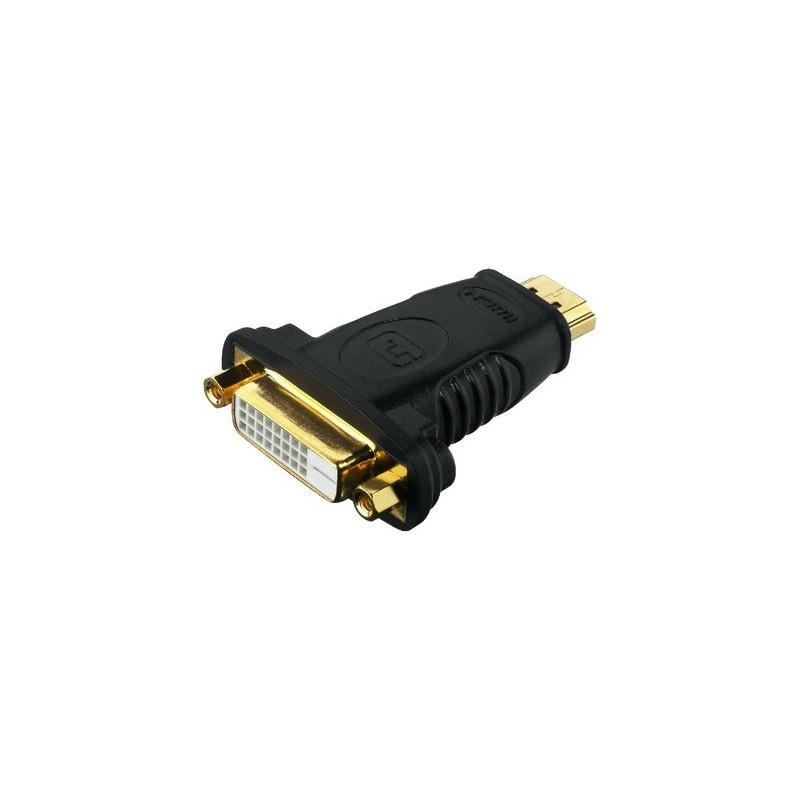 Adaptor HDMDVI-100J HDMI T - DVI M