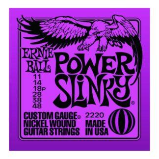 Ernie Ball 11-48 corzi chitara electrica
