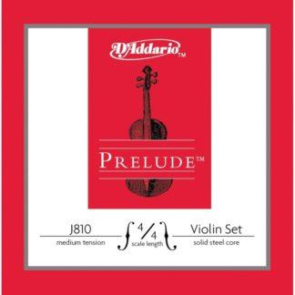 Corzi vioara D'Addario Prelude J810