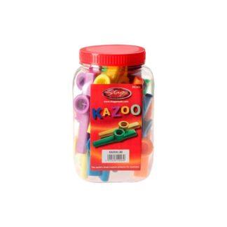 Kazoo din plastic