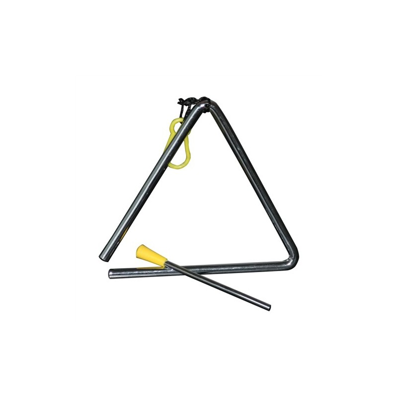 """Triunghi percutie 6"""" Triangle with beater Stagg"""