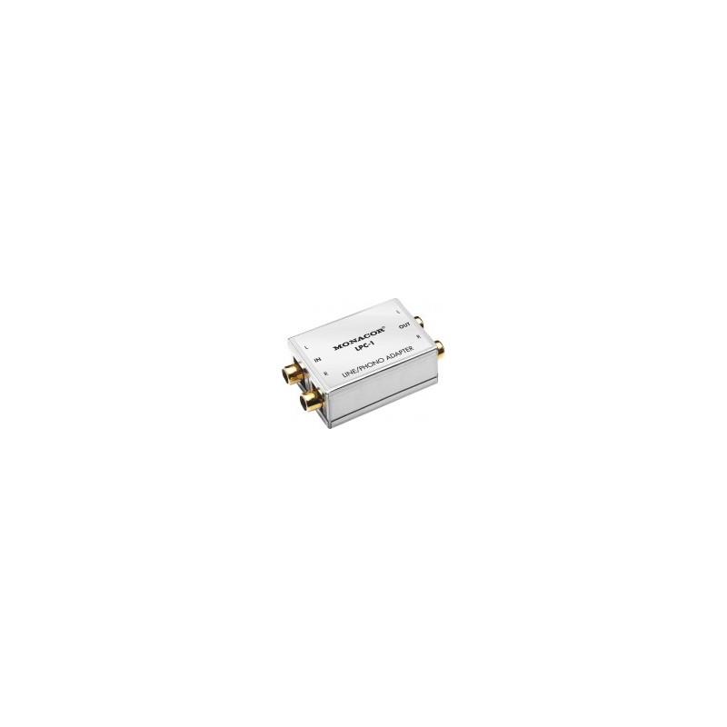 Adaptor linie/phono LPC-1 Monacor