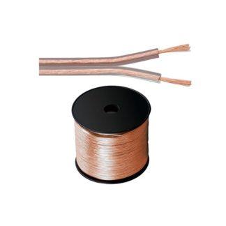 Cablu boxe OFC transparent